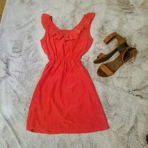 Super Cute Coral Dress
